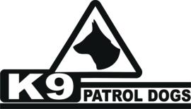 K9 PATROL DOG