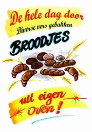 De heledag door Verse Broodjes