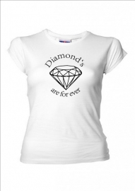 Diamonds are for ever
