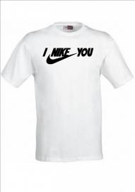 I NIKE you