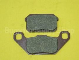 Remblokken Rood origineel, voorzijde, BR50-150-200-250 B5403310000
