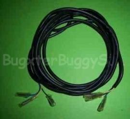 Kilometerteller kabel, 150-260cc