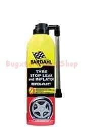 Tyre stop leak + inflator