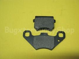 Remblokken dik zwart van kleur, voorzijde, BR50-150-200-250  MCB807