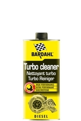Turbo en roetfilter Reiniger/cleaner