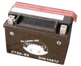 Accu, CTX9-BS/YTX9-BS