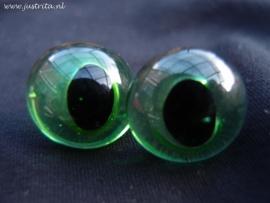 Handgemaakte glazen  berenogen