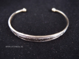 TA01 Toeareg zilver armband / Tuareg silver bracelet
