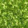Superduo 2.5x5mm Olivine (per 10 gram)