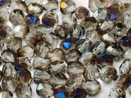 FP Facet 3mm Crystal Azuro (per 75)