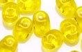 Superduo 2.5x5mm Jonquile (per 10 gram)