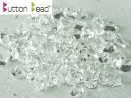 Button Bead® 4 mm Crystal (per 30)