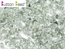 Button Bead® 4mm Crystal Labrador (per 22)