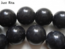 Zwarte Jade 12mm