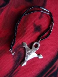 T56 Vintage Toeareg Kompas kruis