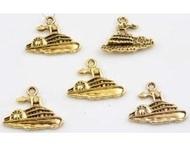 Bedel radarboot oud goud