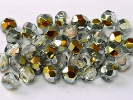 FP Facet 3mm Crystal Marea (per 75)