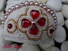 Valentijns creatie voor het sieradenforum