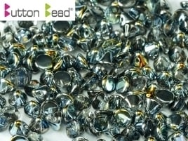 Button Bead® 4mm Crystal Marea (per 22)