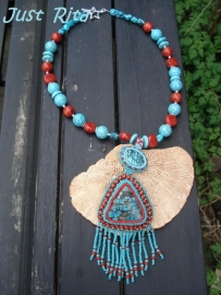 "Collier ""Indian"""