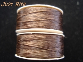 Nymo size 0 bruin / brown