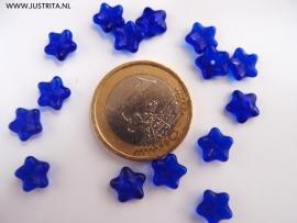 Cblo03 kobalt blauw bloempje 7 x 3 (50 stuks)