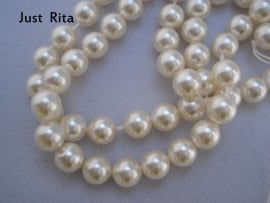 "5810  Swarovski Crystal Pearl ""Cream""  6mm"