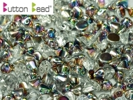 Button Bead® 4mm Crystal Vitrail (per 22)