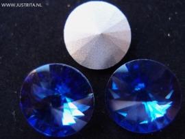 Rivoli 18mm kobaltblauw