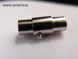Sluiting voor 4mm koord magneet