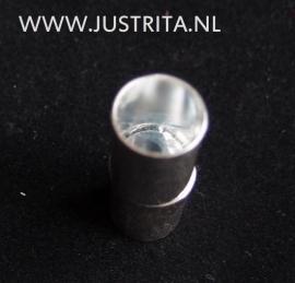Strakke magneetsluiting 10mm gat