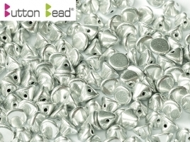 Button Bead® 4mm Jet Labrador Full (per 20)