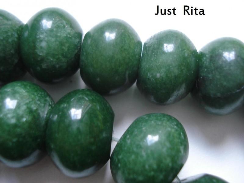 Groene Jade rondel