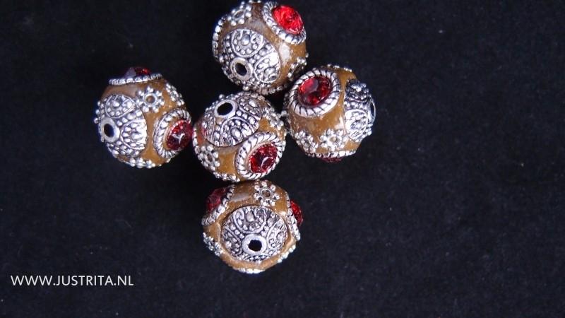 Kashmiri kraal mocca 16mm