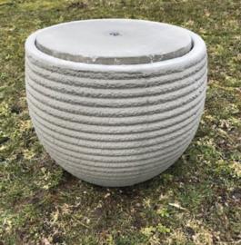 waterornament  fiberclay Spot, hoog 41 cm