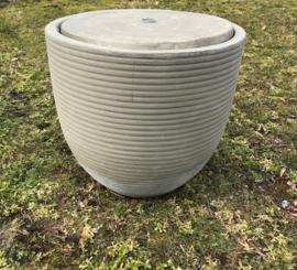 waterornament fiberclay Topino