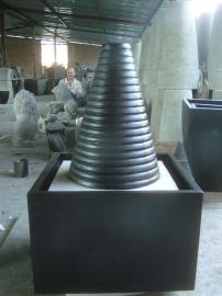 GP9326 Fontein terrazzo cylinder