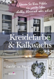 Buch Kreidefarbe & Kalkwachs (Deutsch)