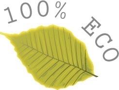 100% Ecologische verf