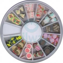 Artnr: 22521157 Fimowiel - Sweet Cupcakes