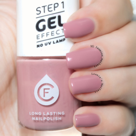CF Gel Effekt Nagellak - Step 1 - 303. Old Pink