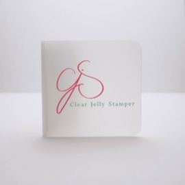 Clear Jelly Stamper - Sticky Pad + 50 pcs