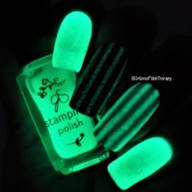 Clear Jelly Stamper Polish - #Glow