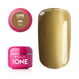 Base One - UV COLOR GEL - 96. Gold Vixen
