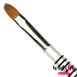 Whats Up Nails - Pure Color #15 Gel Round Brush