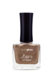 Lina Nail Art Supplies - Nail lacquer - Let it Glow