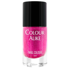 Colour Alike - Nail Polish - 735. Happy (Ultra Holo/Neon)