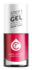 CF Gel Effekt Nagellak - Step 1 - 312. Dark Fuchsia