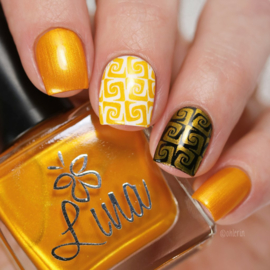 Lina - Stamping polish - Get in the spear-it!