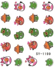 Waterdecals - Angry Birds